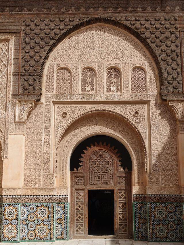 Madrassa de Ben Youssef: Marrakech en una semana