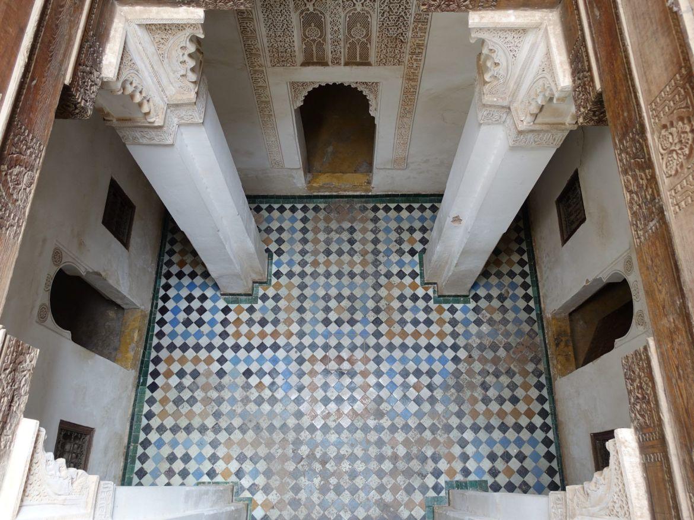 Madrassa de Ben Youssef, Marrakech