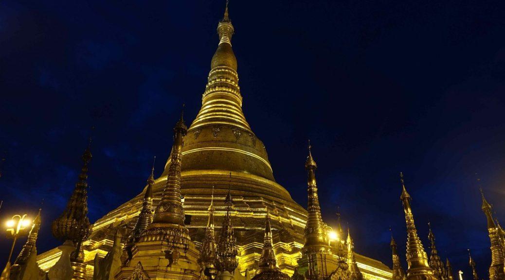 Yangón en 3 días, Shwedagon Pagoda