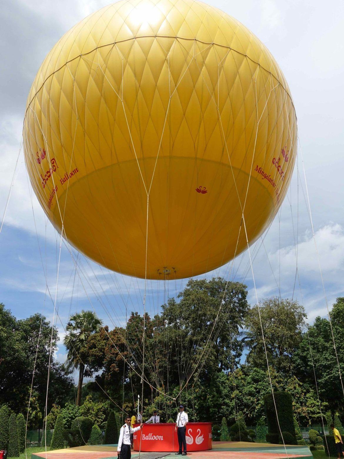 Mingalarbar Balloon