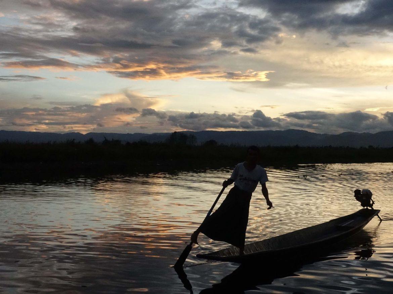 Mayng Thauk, Lago Inle, Myanmar
