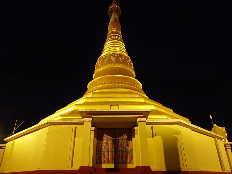 Templo de Mayng Thauk, Lago Inle, Myanmar