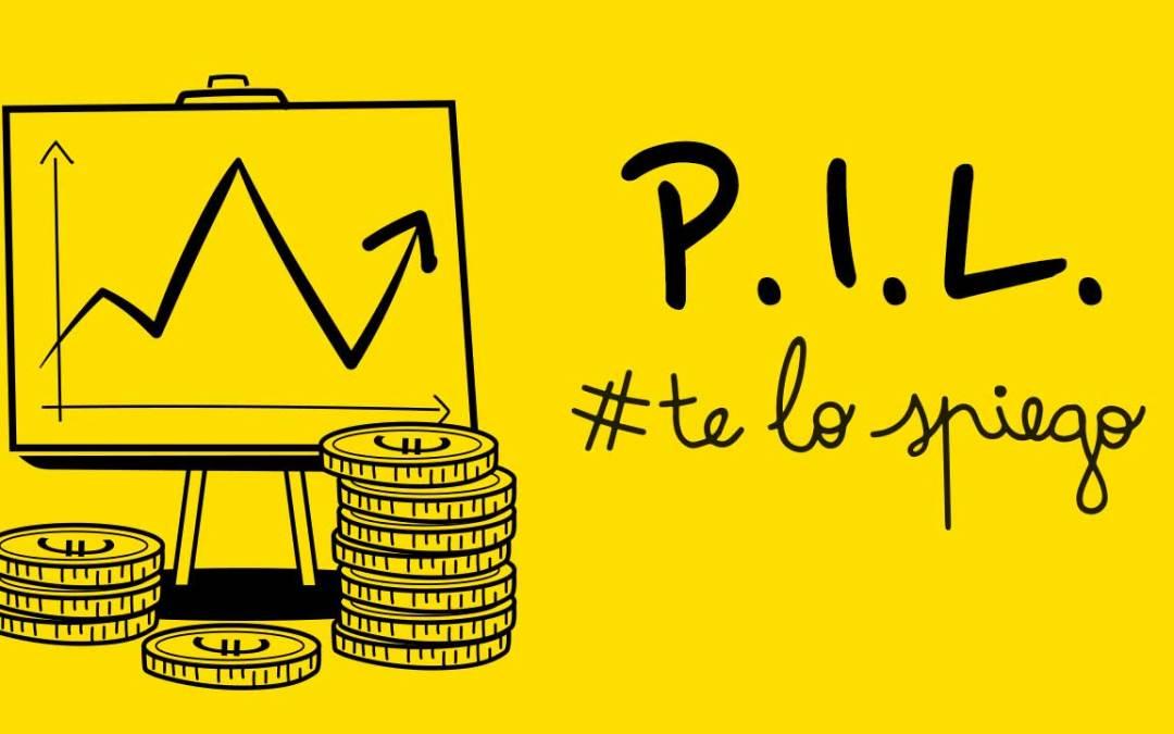 Che cos'è il P.I.L. (Prodotto Interno Lordo)? #TELOSPIEGO!