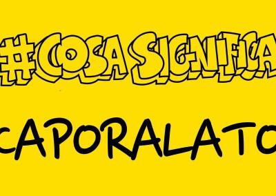 Cosa Significa Caporalato? #TELOSPIEGO!