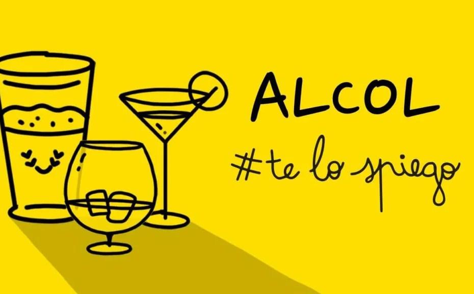 tutto quello che devi sapere sull'alcol #telospiego thumbnail video