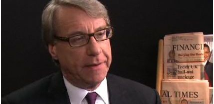 Bloomberg Interview: Jim Chanos on China and Europe (Oct 28, 2011)