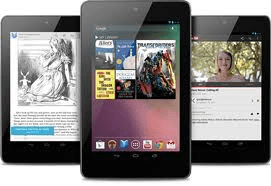 Google Unleashes Nexus 7