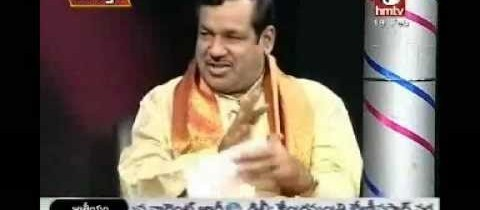 MMGL 2012-08-10 – Special Guest, Avadhani Sri Narala Rama Reddy