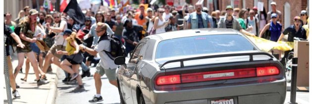 The Charlottesville Terrorism Suspect
