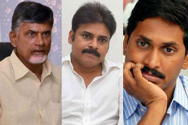TV5 Survey of the Parliament Seats in Andhra Pradesh