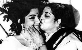 jayalalitha with mother
