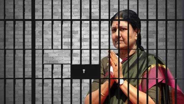special room to seshikala in jail