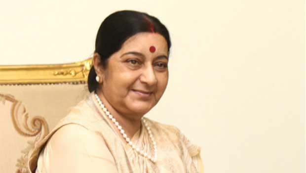 sushma swaraj is front in govenor competation