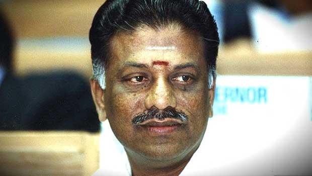 panneer selvam resignation cancelled