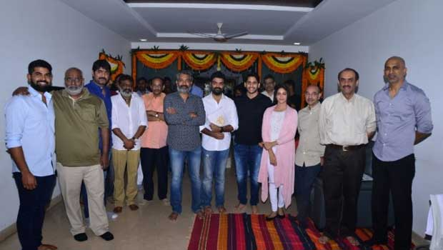 naga chaitanya new movie starts
