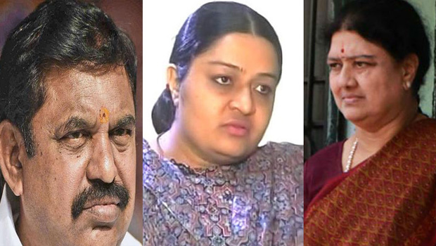 aiadmk party troubles with rk nagar constituency by-elections in tamil nadu