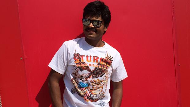 saptagiri new movie revolver raju movie