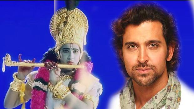 who is play sri krishna role in mahabharata hrithik roshan or mahesh