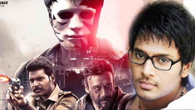 sundeep kishan tamil movie mayavan dubbed in telugu
