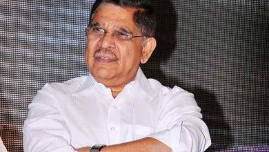 Allu Aravind contracts Covid despite being vaccinated