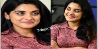 Nivetha Thomas at 118 Success Meet