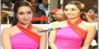 Shraddha Kapoor at Saaho Press Meet