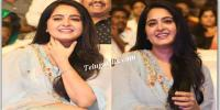 Anushka Shetty at Hit Movie Pre Release