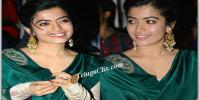 Rashmika Mandanna at Bheeshma Thanks Meet