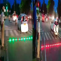 traffic signals in hyderabad