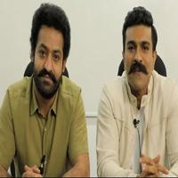 jr ntr and ramcharan