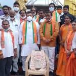 బిట్రా వెంకట శివన్నారాయణభాజపా ఓబీసీ మోర్చా రాష్ట్ర అధ్యక్షులు