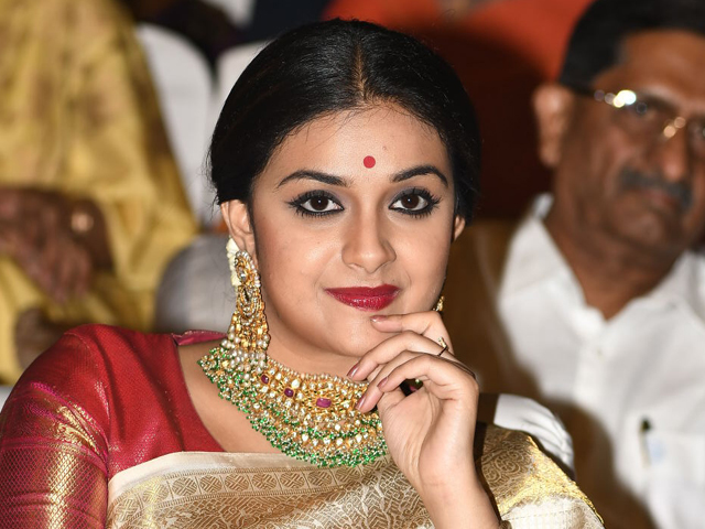 Keerthy Suresh Accepts Roles That Define Novelty And Stands Against Time