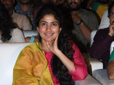 I know myself says Sai Pallavi