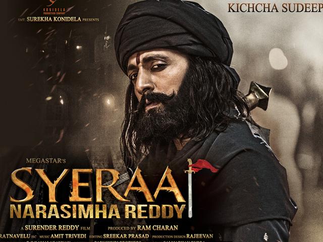 SyeRaa Narasimha Reddy Trailer Is Here