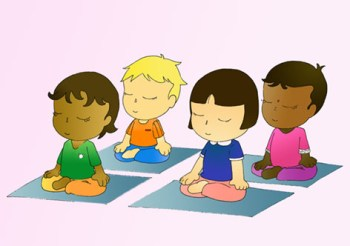 Image result for yoga and meditation for kids