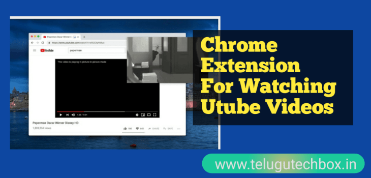 Best chrome extension for watching videos