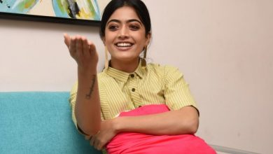 Photo of Actres Rashmika Mandanna Lates pics
