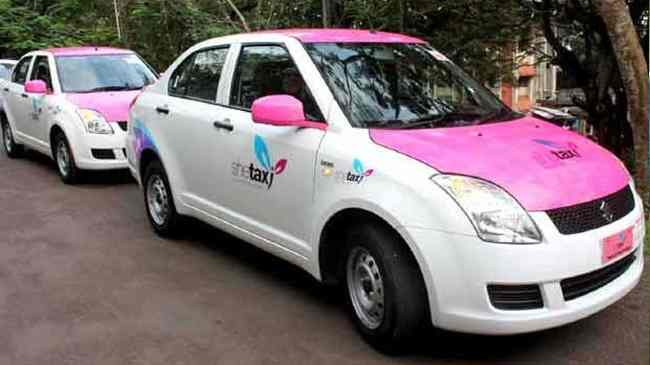 She Taxi Applications In Hydradbad