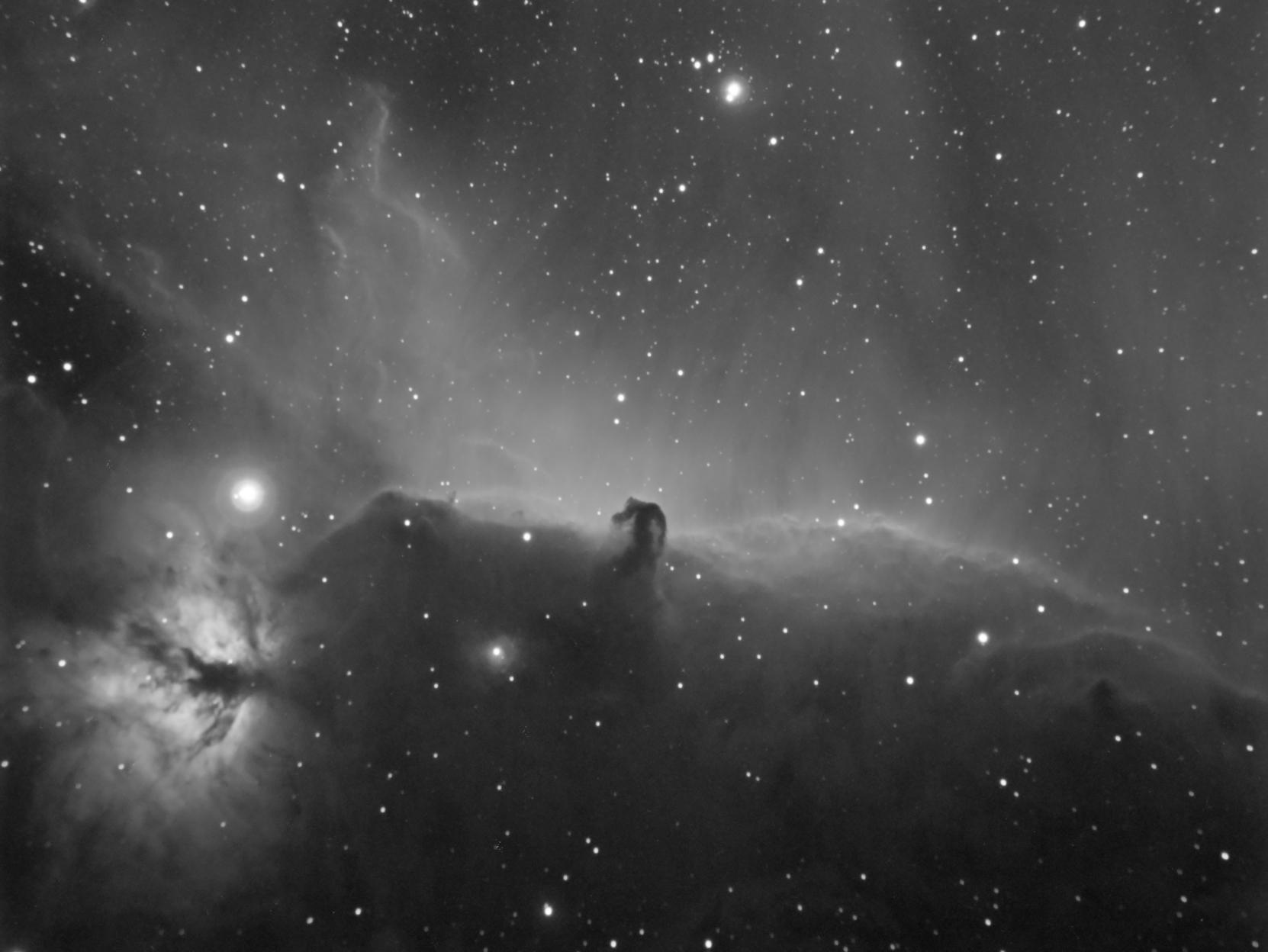 Nebulosa del Cap de Cavall