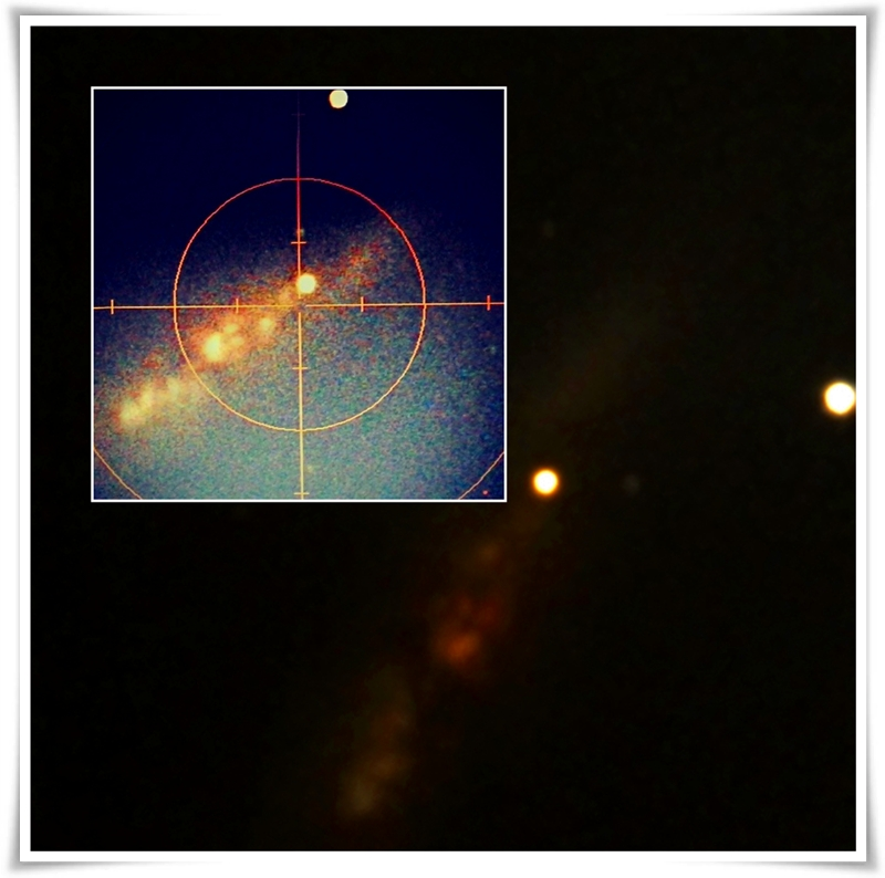 Supernova a M82 el dia 22 de febrer de 2014
