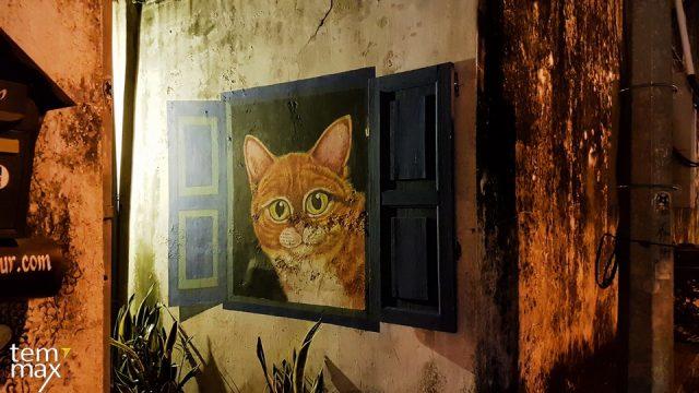 เที่ยวปีนัง ด้วยตัวเอง Street Art