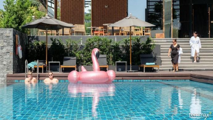 Temmax - รีวิว โรงแรม ที่พัก Brique Hotel Chiangmai