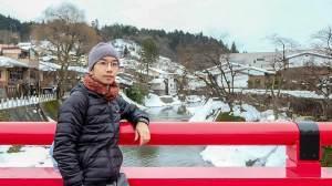 Temmax ทาคายาม่า-ชิราคาวาโกะ รีวิวทริปเที่ยวญี่ปุ่น กินเนื้อฮิดะ และสถานที่ท่องเที่ยวในเมืองทาคายาม่า หิมะหนาๆ และหมู่บ้านมรดกโลก ชิราคาวาโกะ