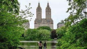 เที่ยว Central Park