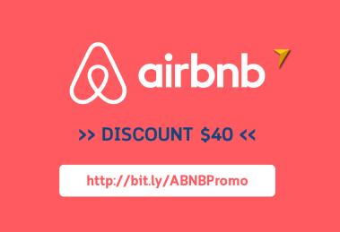ส่วนลด ห้องพัก ที่พัก Airbnb เที่ยวให้ประหยัด