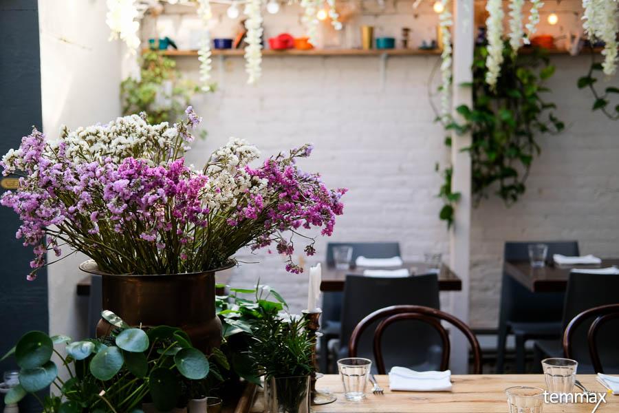 Pinto Garden ร้านอาหารไทย New York