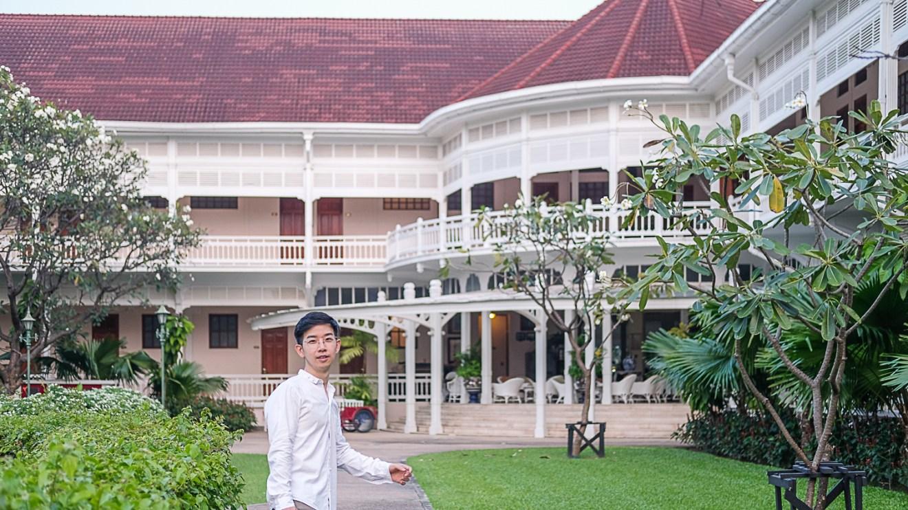 Review โรงแรม Centara Grand Huahin ที่พักติดทะเล หัวหิน