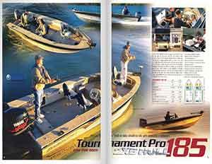 Alumacraft Katalog 2001