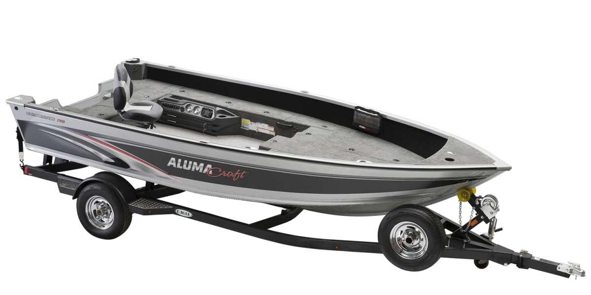 Alumacraft Competitor 175 Tiller