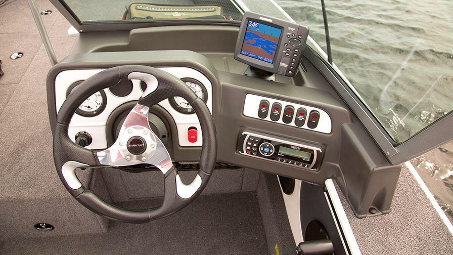 Alumacraft Dominator 175 CS